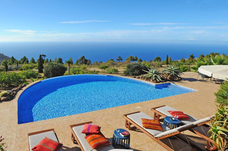 Casa Oasis Verde Auf La Palma - Las Islas Reisen